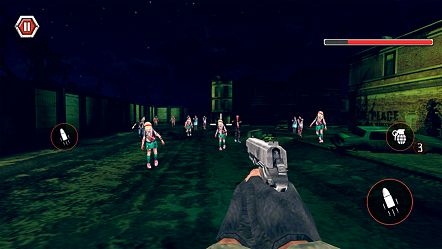 新的终极僵尸防御3D安卓版截图3