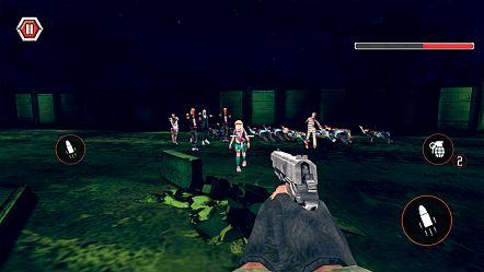 新的终极僵尸防御3D安卓版截图2