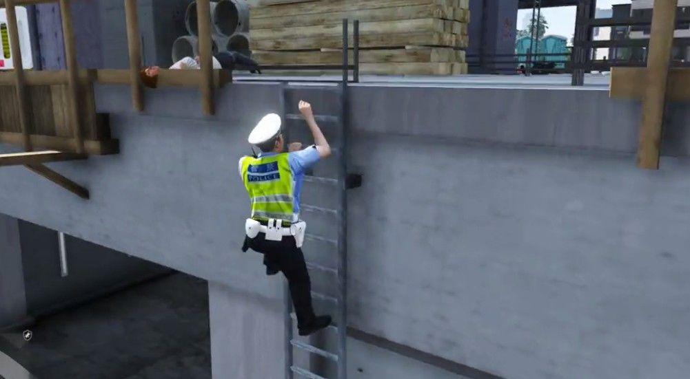 重生南非当警察游戏截图1
