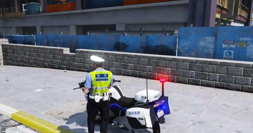 重生南非当警察游戏截图3