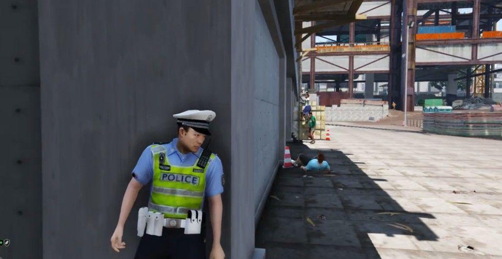 重生南非当警察游戏截图4