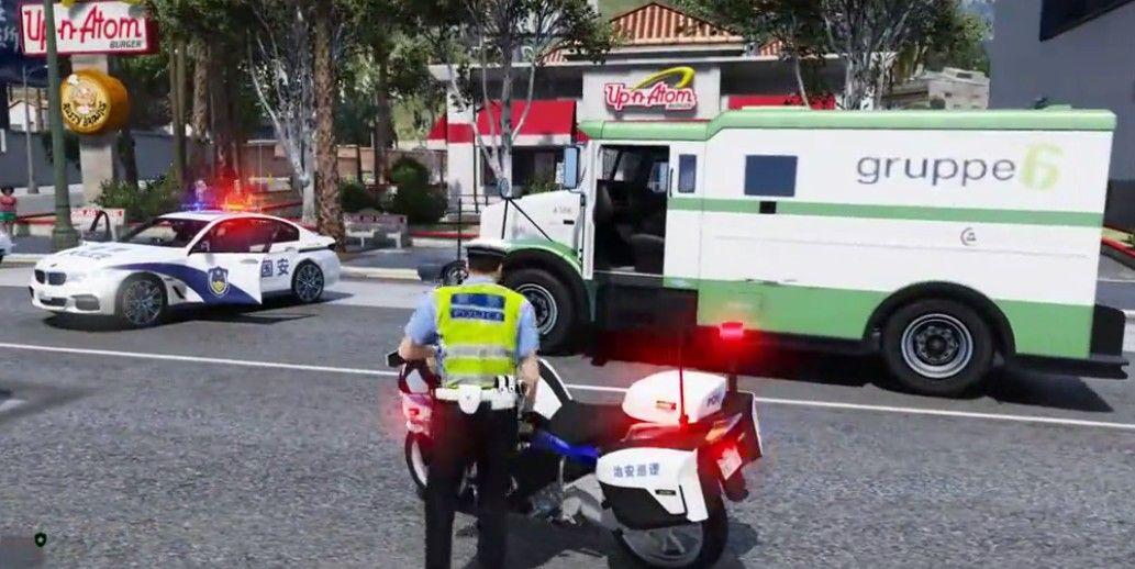 重生南非当警察游戏截图2