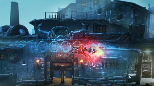 暗影火炬城游戏截图3