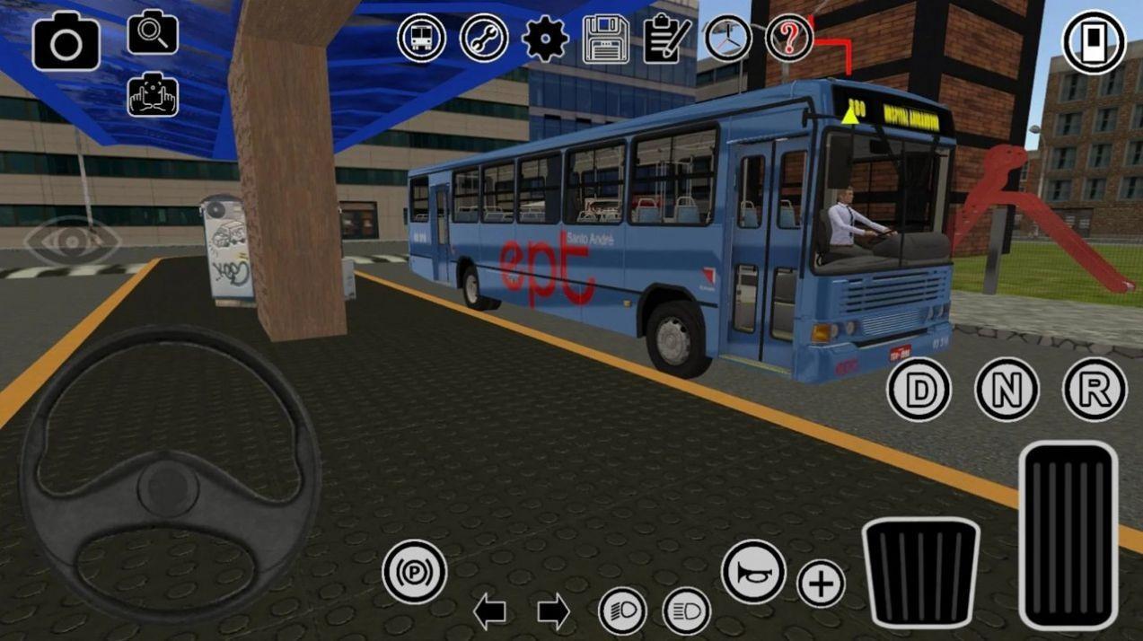 模拟长途大巴车2020中文版截图1