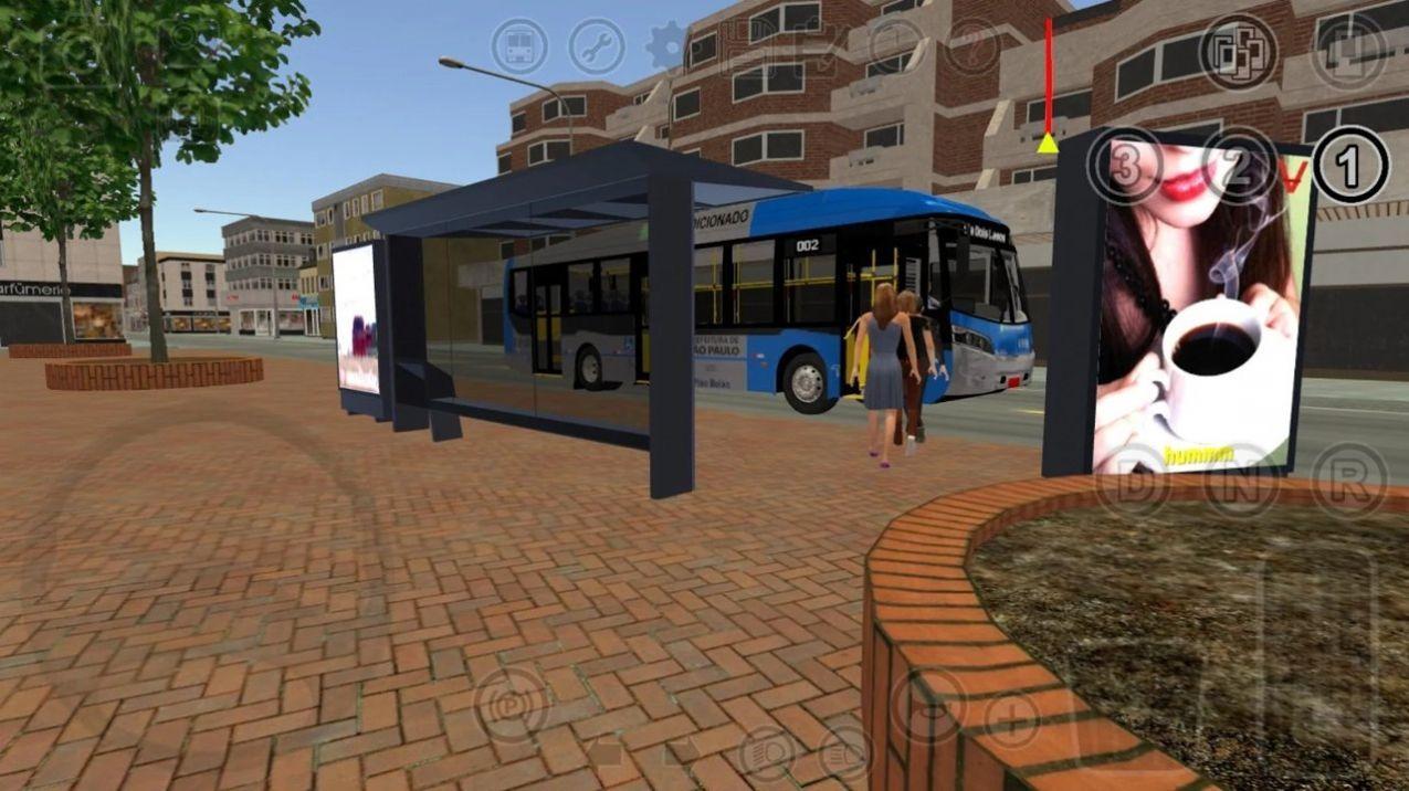 模拟长途大巴车2020中文版截图4