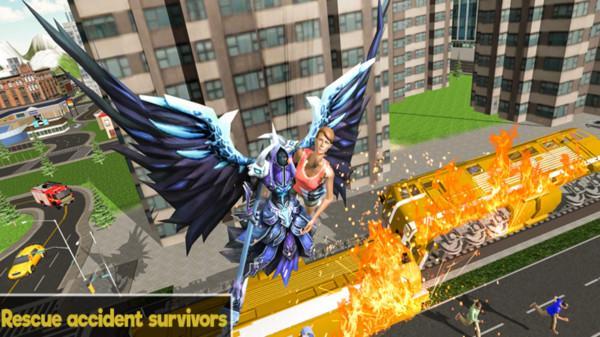 堕落天使英雄截图1