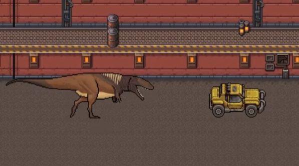 恐龙的危险游戏截图4