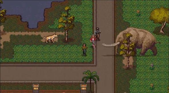 恐龙的危险游戏截图5