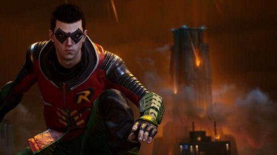 新蝙蝠侠2021官方版截图3