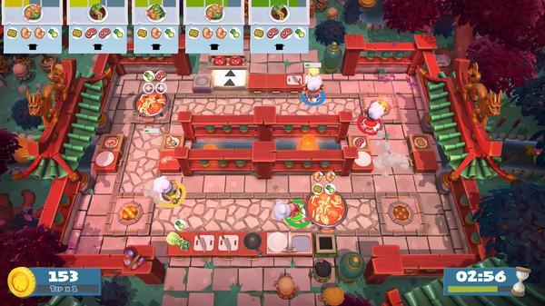 胡闹厨房2篝火厨师中文版截图1