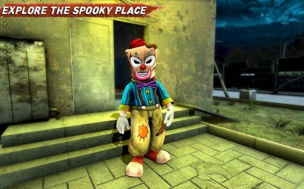 令人毛骨悚然的小丑生存神秘小镇截图3
