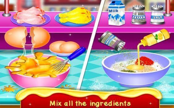 油炸食品大亨游戏截图2