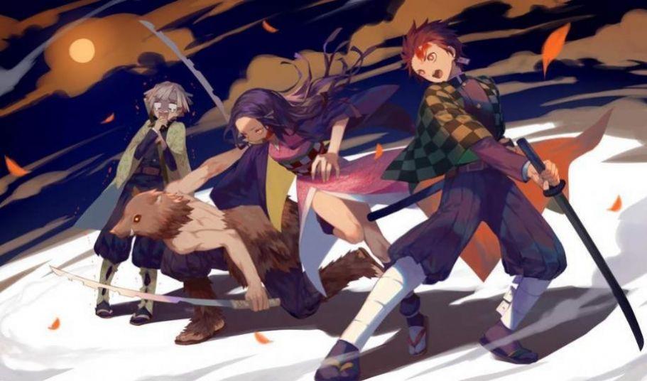 鬼灭之刃第3季最新版截图3