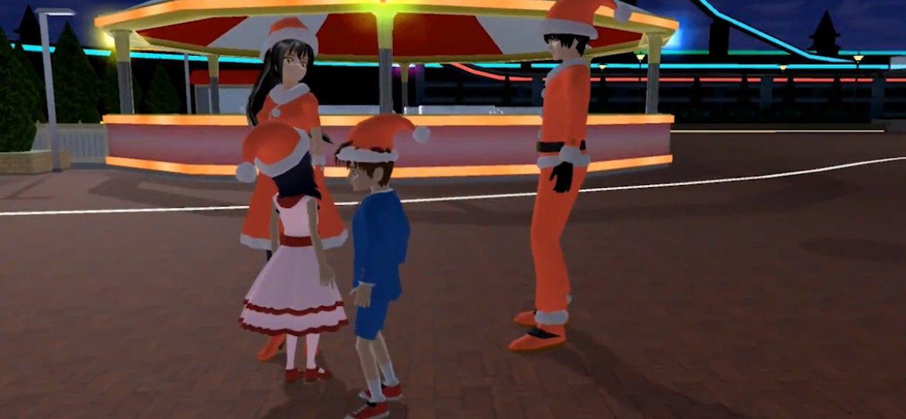 樱花校园模拟器仙女服装更新截图3