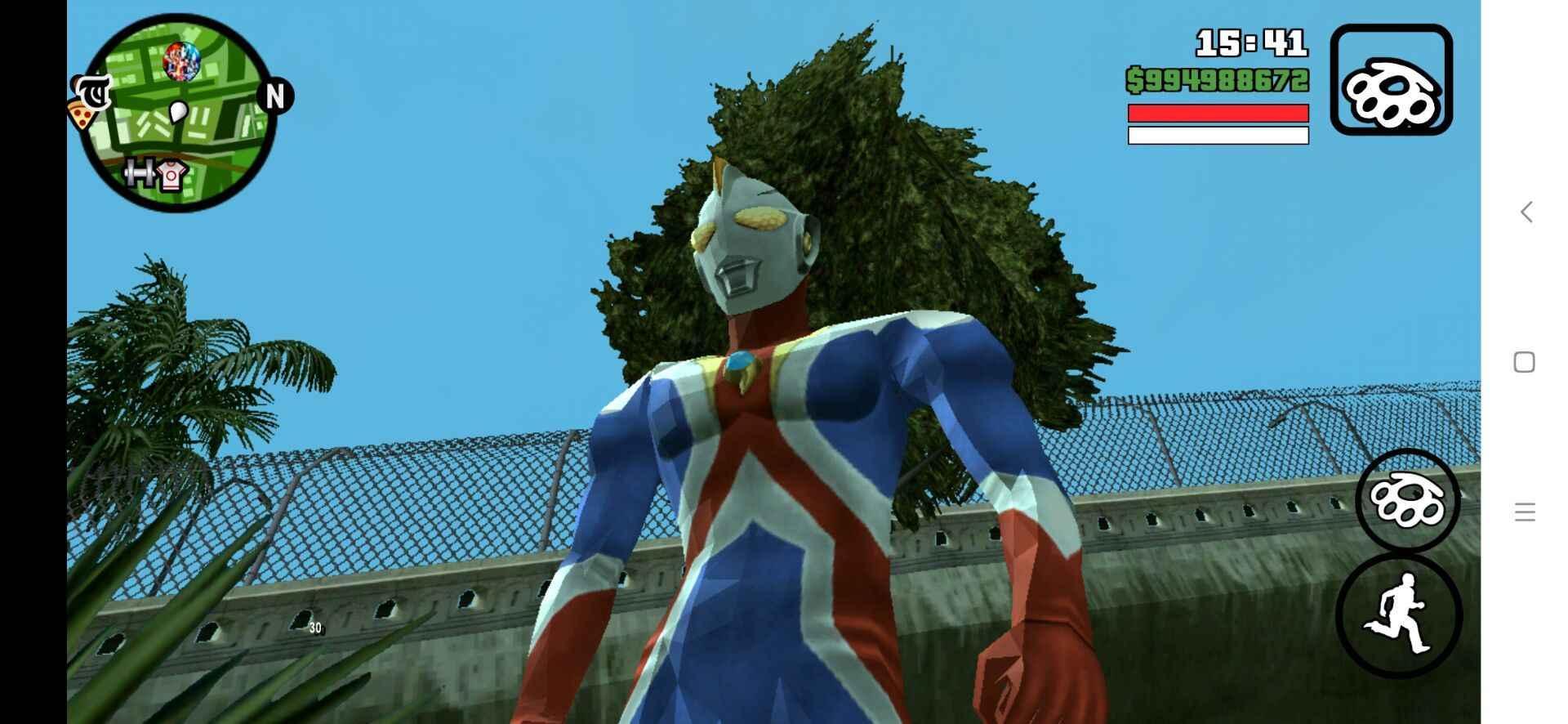 gtasa钢铁侠mod安卓版截图3