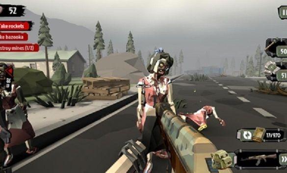 行尸2游戏汉化破解版截图1