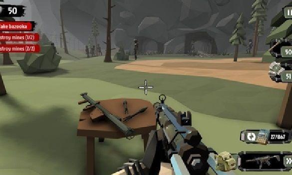 行尸2游戏汉化破解版截图3