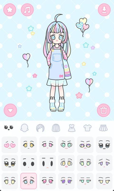 时尚少女游戏截图1