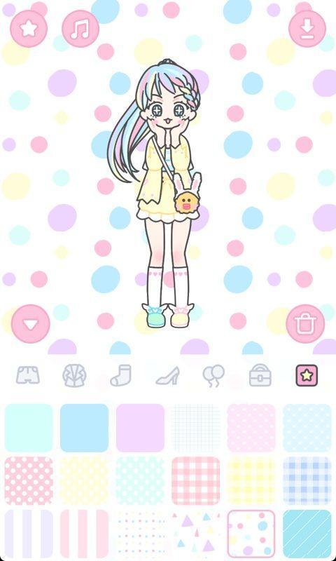 时尚少女游戏截图3