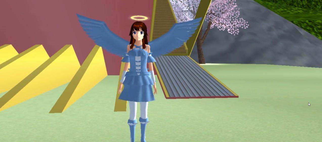 樱花校园模拟器爱心屋截图5
