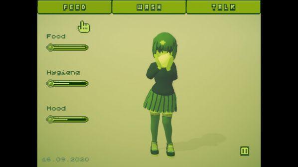 电子女孩游戏截图1