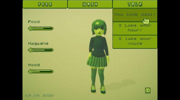 电子女孩游戏截图4