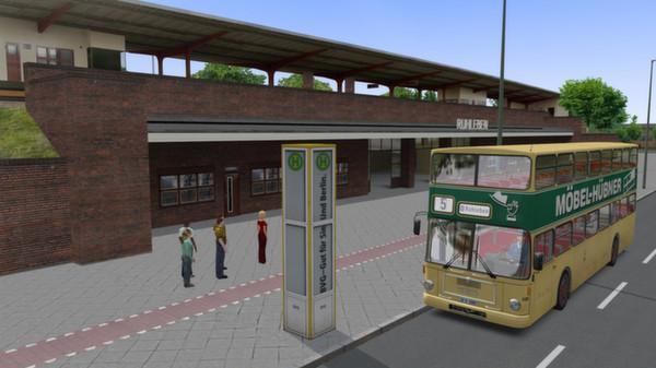 omsi2巴士模拟石家庄截图2