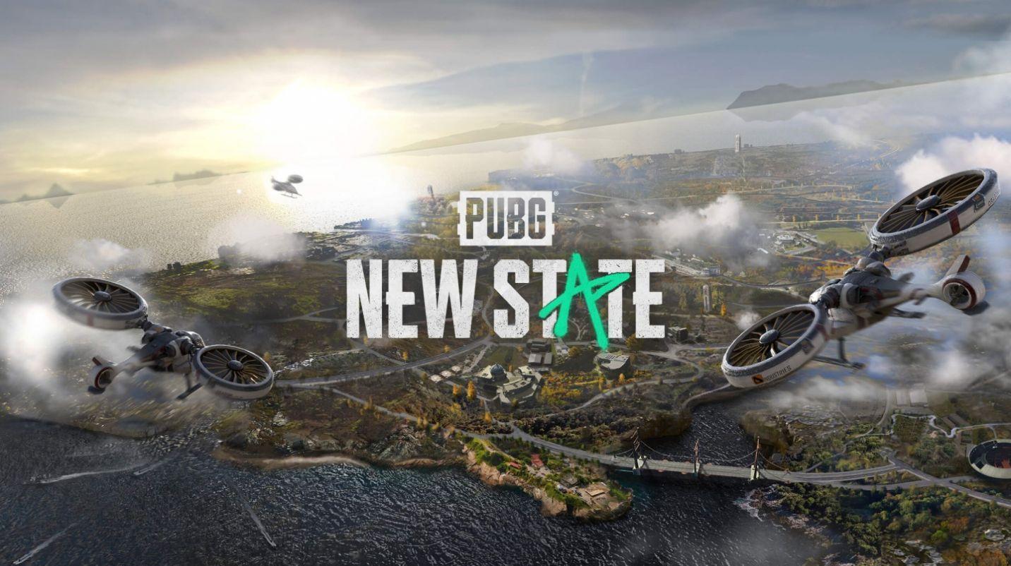 新绝地求生官方手游PUBG:NEW STATE截图1