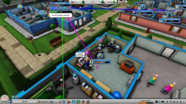 疯狂游戏大亨2破解版截图2