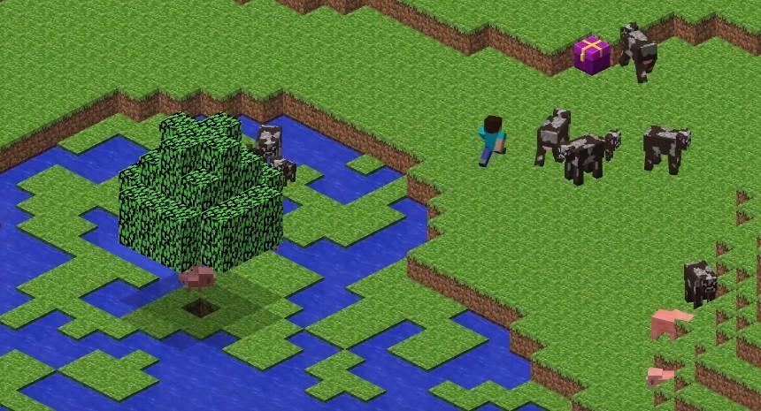 我的世界1994年版本截图3