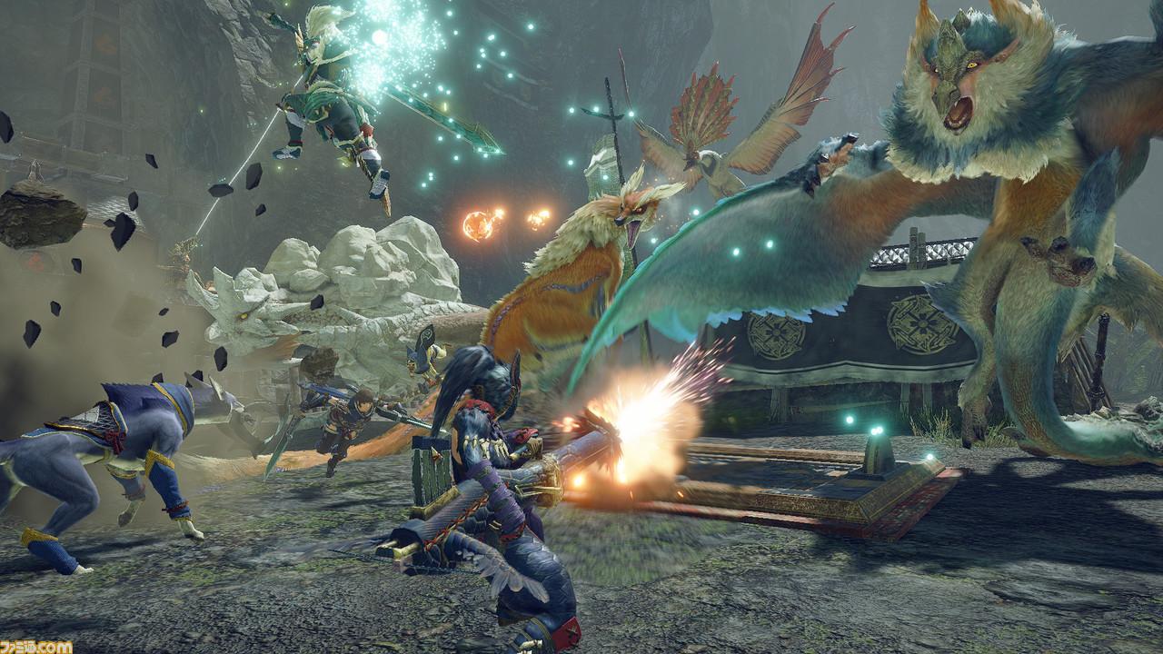 怪物猎人崛起Ryujinx模拟器版截图1